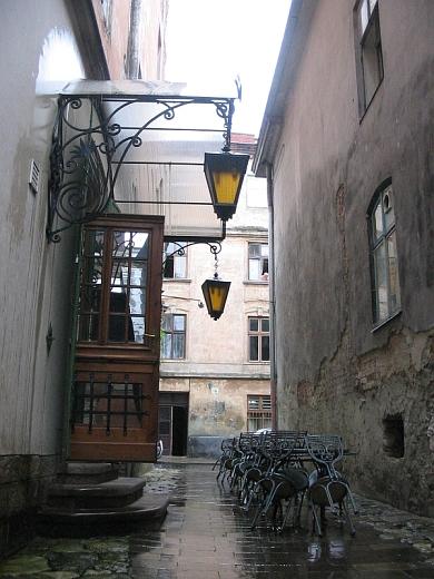 Львівський дощ